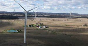 Ветряная электростанция Scioto Ridge RWE 250 МВт заработала