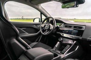 После пропуска модельного года 2021 Jaguar I-Pace 2022 выйдет с обновлениями