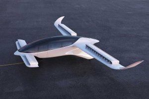 Исследователи разработали прототип аккумуляторов для летающих электромобилей
