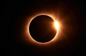 Солнечное затмение 10 июня снизило производительность фотоэлектрических панелей