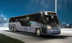 MCI выпустила электрический автобус D45 CRT LE CHARGE