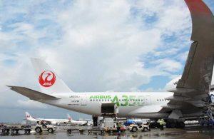 В Японии состоялся первый коммерческий рейс на авиационном топливе SAF