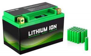 Слежение за ионами лития в аккумуляторе в реальном времени