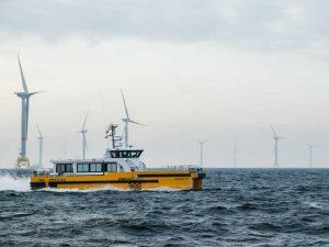 Vattenfall продает BASF долю в морской ветряной электростанции Hollandse Kust Zuid