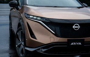 Кроссовер на электрической тяге Nissan Ariya