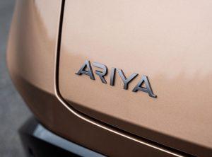 Электромобиль Nissan Ariya