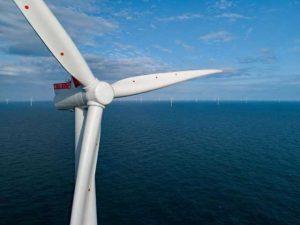 Ørsted взяли на себя обязательства о переработке лопастей от ветряных турбин