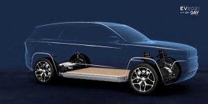 Компания Jeep провела презентацию на тему электрификации модельного ряда