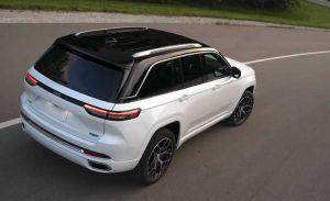 Jeep представили модель Grand Cherokee 4xe