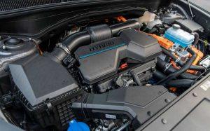 Hyundai готовят к выпуску Santa Fe Plug-In Hybrid 2022