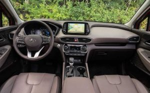 Подключаемый гибрид Hyundai Santa Fe Plug-In Hybrid 2022 должен выйти в августе