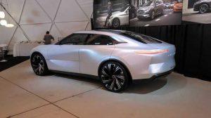 В Infiniti электромобили становятся приоритетным направлением