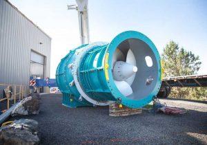 Компания Natel Energy сообщили о выделении 20 млн $ для внедрения Restoration Hydro Turbine