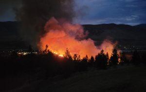 Canfor сокращает производство в Канаде из-за лесных пожаров