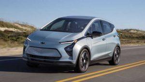 General Motors объявили об отзыве Bolt EV 2017─2019 г. в.