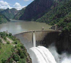 На территории Замбии в ущелье Кафуэ введён строй первый блок гидроэлектростанции мощностью 750 МВт