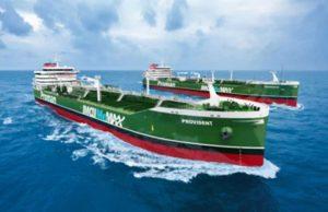Proman AG приобрели два танкера на метаноле