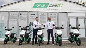 VMoto Soco будет поставлять электроскутеры для MotoE Race