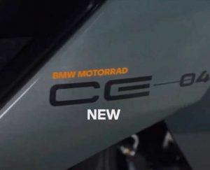 BMW на днях представят новый электрический мотоцикл