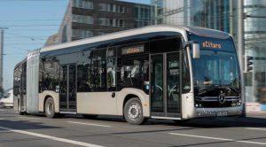 Автобусы Mercedes-Benz eCitaro