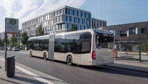 Электрический автобус Mercedes-Benz eCitaro