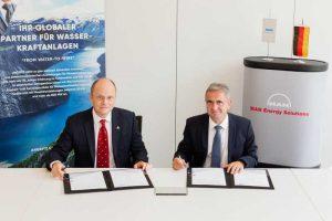 MAN Energy Solutions и ANDRITZ Hydro будут заниматься производством водорода