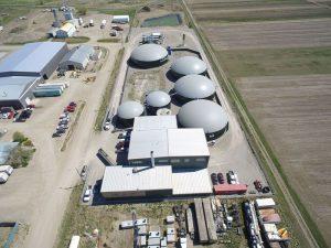 FortisBC получит RNG от компании Lethbridge Biogas