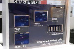 Где будет будущее предприятие Samsung SDI?