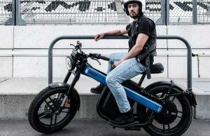 Стартап BREKR из Голландии хочет совершить революцию в сфере электромотоциклов