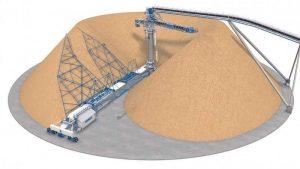 Andritz AG продаст систему хранения и загрузки древесной щепы для Visy Pulp & Paper