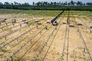 Gulf Power начали установку солнечных панелей в двух новых центрах энергетики
