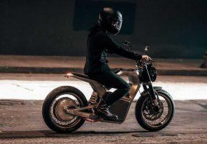 Электромотоцикл SONDORS Metacycle проходит испытания на прочность