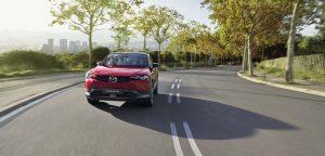 Объявлена стоимость Mazda MX-30 EV
