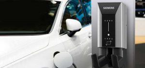 Siemens собирается выпустить более 1 млн зарядных устройств для электромобилей в ближайшие 4 года