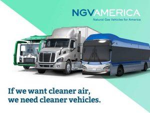 К 2030 году NGVAmerica обещает 80% RNG газ для автомобилей