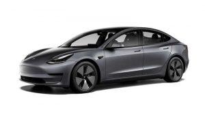 Tesla предлагает вариант Model 3 SR+ с аккумулятором LFP