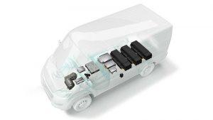 Fiat E-Ducato будет иметь архитектуру параллельных аккумуляторов