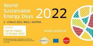 Конференция European Pellet Conference 2022 запланирована на 2-4 марта