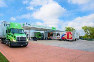 Chevron USA Inc. и Mercuria создадут совместное предприятие заправочной сети CNG