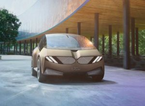 BMW представили концепт i Vision Circular