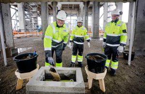 Metsä Fiber провели церемонию закладки в основание предприятия по производству биопродуктов