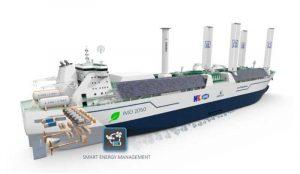 Wärtsilä, ABS и Hudong-Zhonghua планируют разработать танкер для перевозки СПГ
