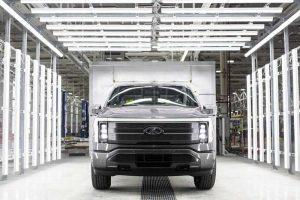 Ford: предсерийные образцы F-150 Lightning уже создаются