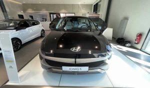 Hyundai откладывают запуск Ioniq 5 в США