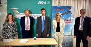 BRA сотрудничает с ATR и Neste по сертификации SAF