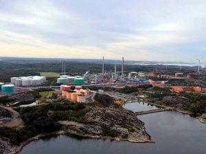 Honeywell и Preem закончили коммерческие испытания на НПЗ в Лисекиле