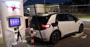 Износ аккумуляторов Volkswagen ID.3 после года эксплуатации оказался большой