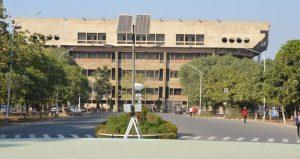 Кампусы в Индии «позеленеют»