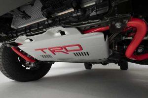 Гибридный пикап Toyota Tundra