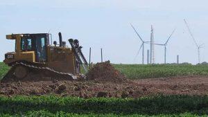 Duke Energy Sustainable Solutions планирует строительство первой ветряной электростанции в штате Айова